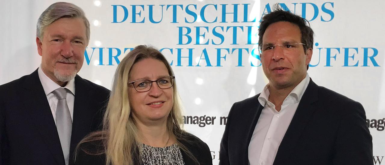 Studie: Ecovis gehört zu Deutschlands besten Wirtschaftsprüfern für den Mittelstand