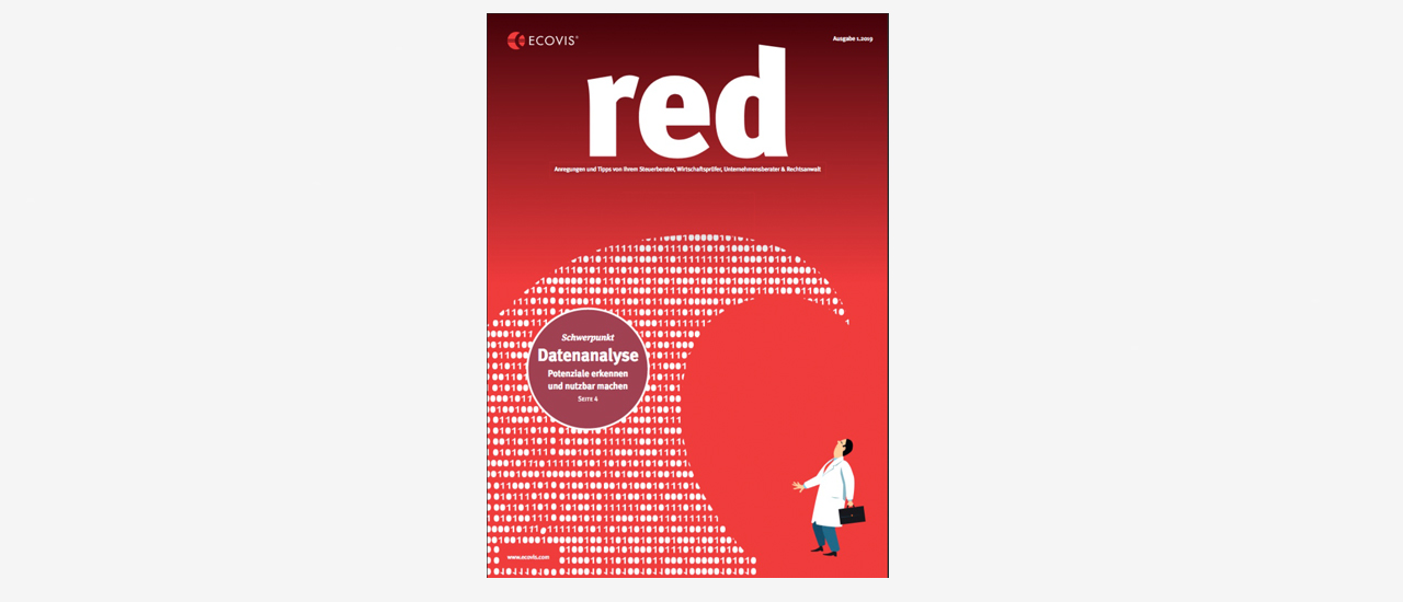 ECOVIS red 1/2019