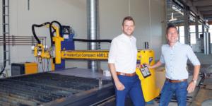 S. Grabmeier GmbH: Nach dem Umzug alles digital