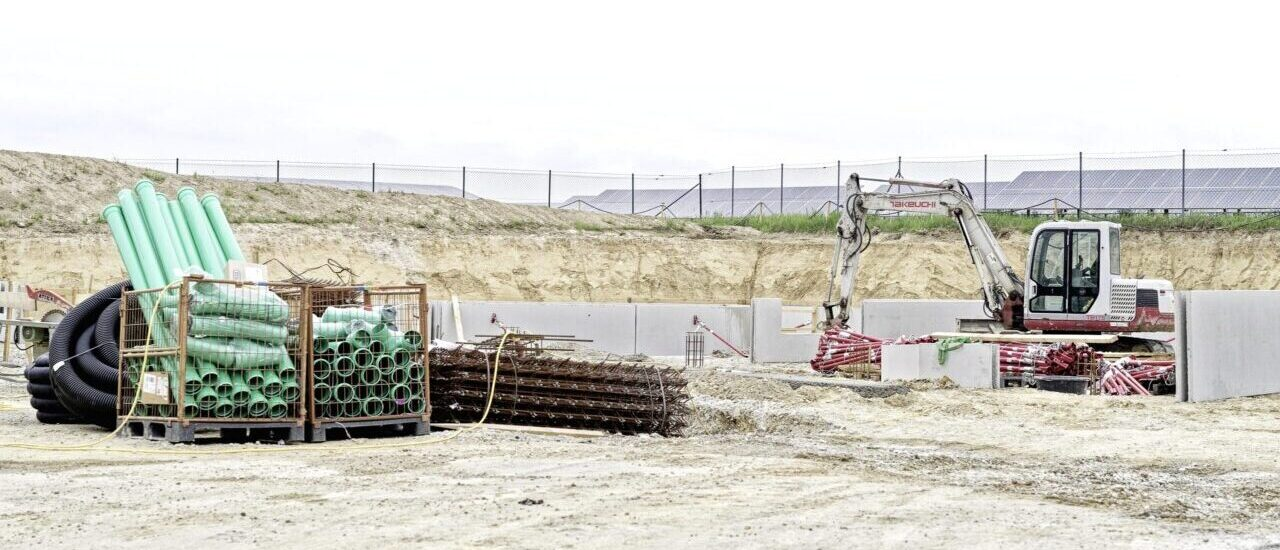 Ist der Baustellenbetrieb trotz Corona-Krise erlaubt?