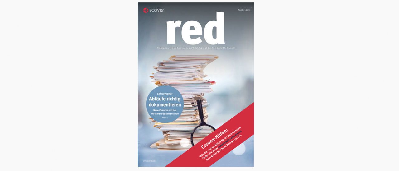 ECOVIS red 1/2020