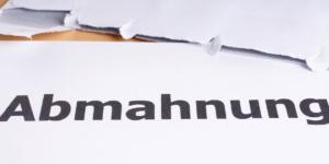 Abmahnmissbrauch: Neues Gesetz stärkt Rechte von Betrieben