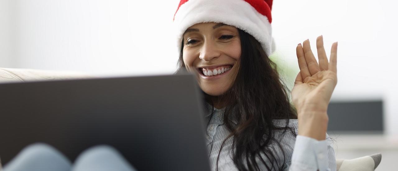 Virtuelle Weihnachtsfeier: Welche Kosten Chefs absetzen können